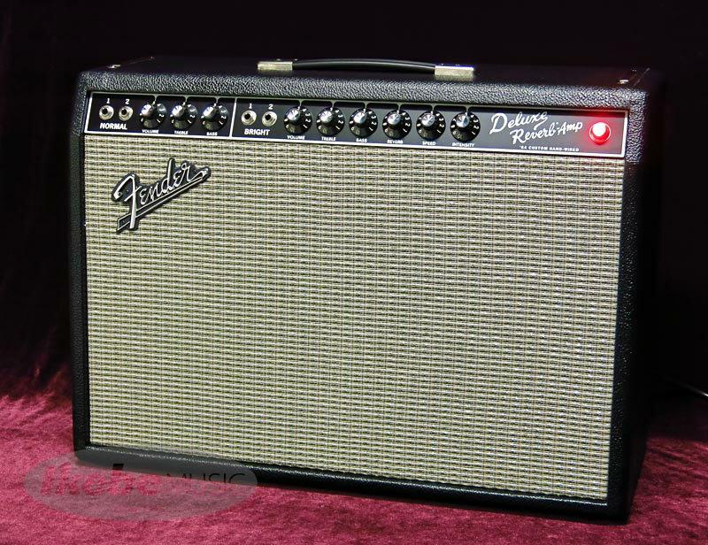Fender USA 《フェンダー》'64 Custom Deluxe Reverb 【次回3月以降入荷分ご予約受付中!】【送料無料!】 【oskpu】