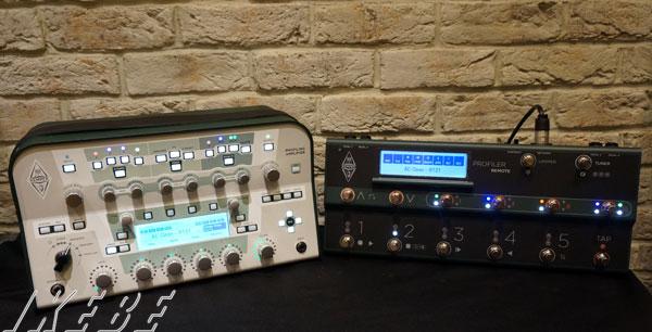 KEMPER 《ケンパー》Profiling Amp【White】+ Remote SET 【新価格】【oskpu】