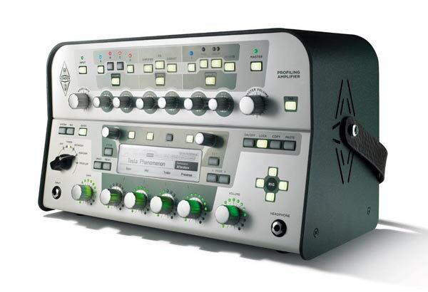 KEMPER 《ケンパー》Profiling Amp 【White】【あす楽対応】【送料無料!】【oskpu】