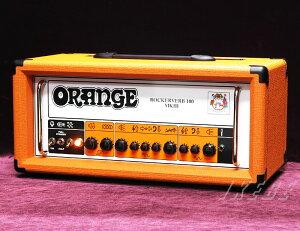 Orange 《オレンジ》Rockerverb 100 MK III Head 【あす楽対応】【純正ワンボタンフットスイッチプレゼント!】