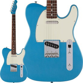 Fender Made in Japan《フェンダー》 2021 Collection Made in JapanTraditional 60s Telecaster Roasted Neck (Lake Placid Blue/Rosewood)【あす楽対応】【oskpu】