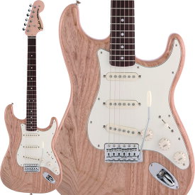 Fender Made in Japan《フェンダー》 Heritage 70s Stratocaster (Natural)【あす楽対応】【oskpu】