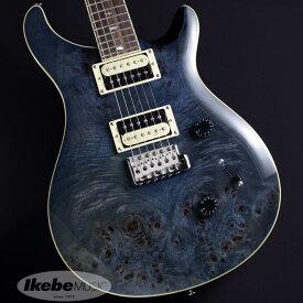 Paul Reed Smith (PRS)《ポールリードスミス》 SE Custom 24 Poplar Burl (Whale Blue)【楽器はいいぞ!自宅爆演タイムセール】【あす楽対応】【LZ】