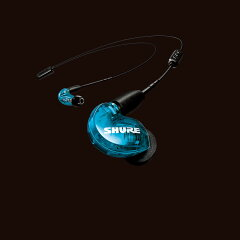 SHURE《シュアー》SE112-K-BT1-A(Bluetooth1ワイヤレスイヤホン)【国内正規品・2年間保証】【予約商品10月13日発売予定】