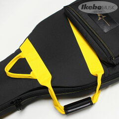 NAZCA《ナスカ》プロテクトギグケース[ベース用](PGOriginalOrder/Black#8-Yellow)