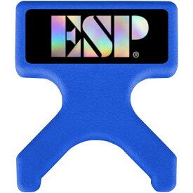 ESP《イーエスピー》 AXE-HANDLER PORTABLE GUITAR STAND (Blue)