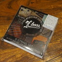 F-bass 《F bass》Stainless Steel Exposed-Core Strings [5st]