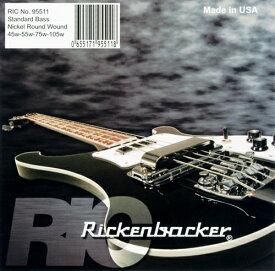 RickenbackerStandard Bass Nickel Round Wound[95511](45-105)