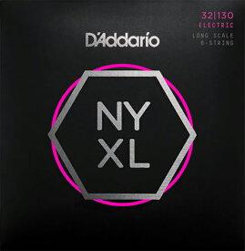 D'Addario 《ダダリオ》NYXL Series 6-String Electric Bass Strings [NYXL32130]