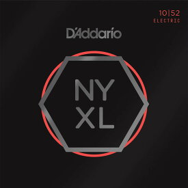D'Addario 《ダダリオ》NYXL Series Electric Guitar Strings NYXL1052