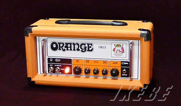 Orange 《オレンジ》 OR15 Head【あす楽対応】【送料無料!】