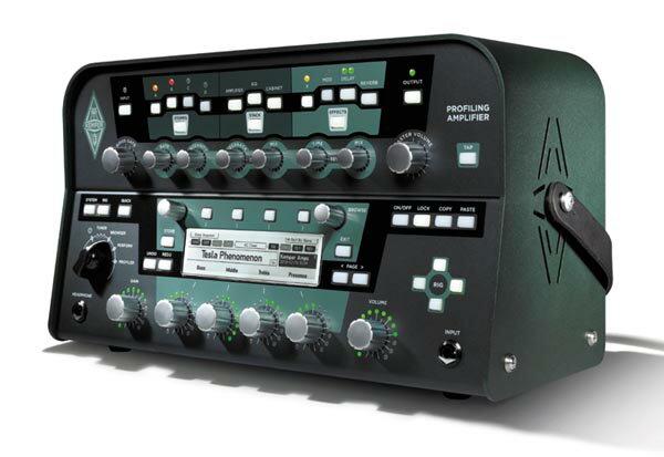 KEMPER 《ケンパー》 Profiling Amp 【Black】【送料無料!】【あす楽対応】【送料無料!】【oskpu】