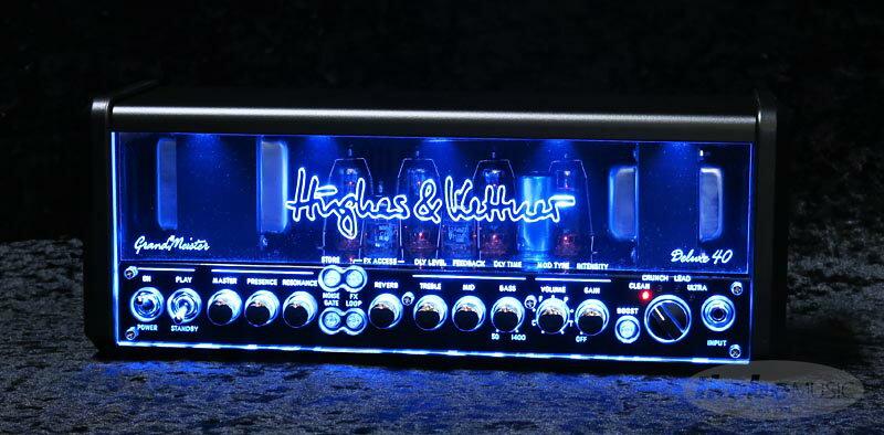 Hughes&KettnerGrandMeister Deluxe 40【台数限定!新品特価!】【あす楽対応】【送料無料!】