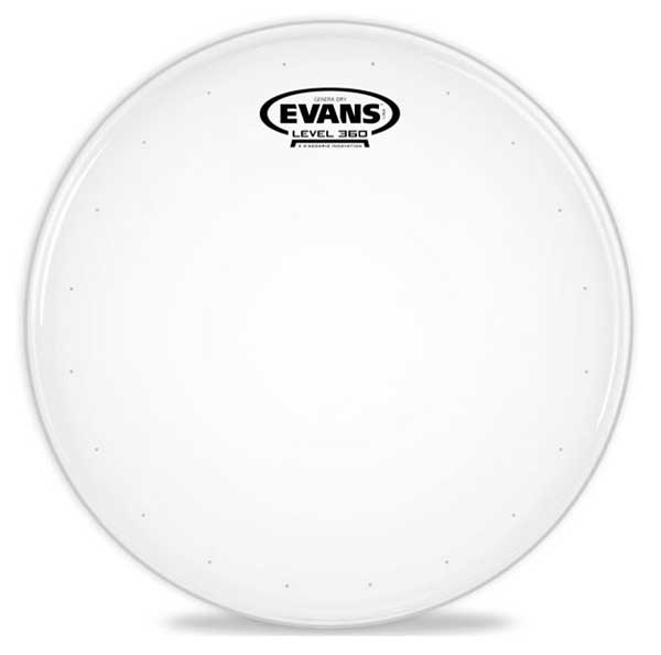 """EVANS/スネアヘッド《エバンス》 B14DRY[Genera Dry 14""""]【1Ply , 10mil + 2mil control ring with vents】"""