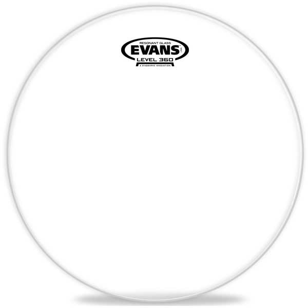 "EVANS/レゾナントグラス《エバンス》 TT12RGL[Resonant Glass 12""]【6.5mil】"