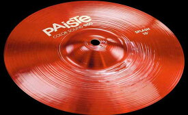 PAiSTe 《パイステ》 Color Sound 900 Red Splash 10""