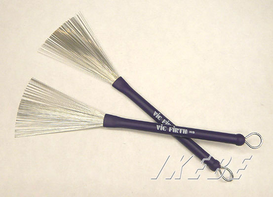 VIC FIRTH《ヴィック・ファース》 VIC-HB〜Heritage Brushes〜