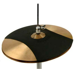 """EVANS《エバンス》 SO14HAT [""""Sound-Off"""" Cymbal Mute 14 inch HiHat]"""