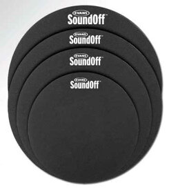 """EVANS《エバンス》 SO-0244 [""""Sound-Off"""" Fusion Pack]"""