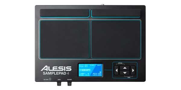 ALESIS《アレシス》 SamplePad 4 [AL-EDR-058] 【4-Pad Professional Drumpad】