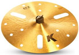 Zildjian/K.Zildjian 《ジルジャン》 EFX 18【数量限定特価品】