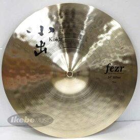 """小出 koide FZ-14HT [fezr Series Thin Hihat 14""""]"""