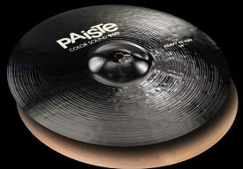 "PAiSTe 《パイステ》 Color Sound 900 Black Heavy HiHat 14"" pair【2枚セット】"