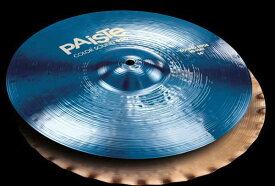 "PAiSTe 《パイステ》 Color Sound 900 Blue Sound Edge HiHat HiHat 14"" pair【2枚セット】"