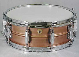 """Ludwig 《ラディック》 LC661 [Copper Phonic Snare Drum / 14""""×5""""]"""