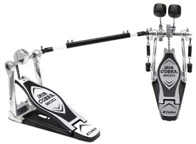 【あす楽対応】TAMA《タマ》 HP200PTW [IRON COBRA 200 Series / Twin Pedal]