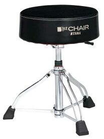 """TAMA《タマ》 HT850BC [1st Chair ラウンドライダーXL 3脚ガスリフト""""クロストップ""""スローン]"""