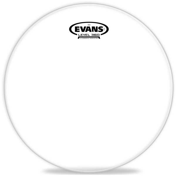 "EVANS/クリアー《エバンス》 TT14G1[G1 Clear 14""]【1ply 10mil】"
