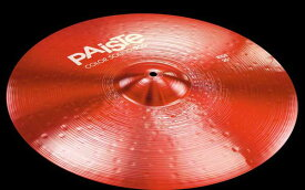 PAiSTe 《パイステ》 Color Sound 900 Red Heavy Ride 20""