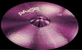 PAiSTe 《パイステ》 Color Sound 900 Purple Crash 20""