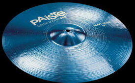 PAiSTe 《パイステ》 Color Sound 900 Blue Heavy Crash 19""