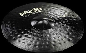 PAiSTe 《パイステ》 Color Sound 900 Black Heavy Ride 20""