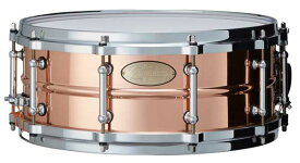 Pearl《パール》 STA1455CO/SY [SensiTone Copper Snare Drum supervised by 真矢]