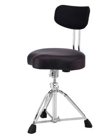 Pearl 《パール》 D-3500BR [Roadster Throne / Saddle Seat w/Back Rest]