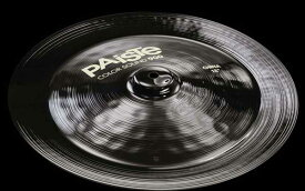 PAiSTe 《パイステ》 Color Sound 900 Black China 18""