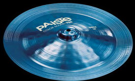PAiSTe 《パイステ》 Color Sound 900 Blue China 18""