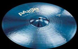 PAiSTe 《パイステ》 Color Sound 900 Blue Crash 17""