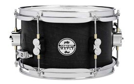"""pdp by DW《ピーディーピー》 PA-PDSN0610/WCR [Concept Series Black Wax Maple Snare Drum / 10""""×6""""]【展示処分につき大特価!】"""