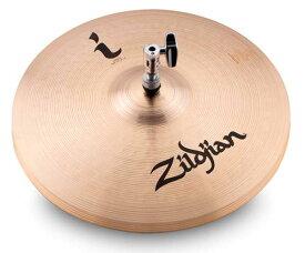 """Zildjian/i 《ジルジャン》 i HiHats 14"""" pair [NAZLILH14HT / NAZLILH14HB]"""