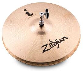 """Zildjian/i 《ジルジャン》 i Mastersound HiHats 14"""" pair [NAZLILH14MHT / NAZLILH14MHB]"""