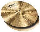 "PAiSTe《パイステ》 Formula 602 Modern Essentials HiHat 15"" pair [Collaboration with Vinnie Colaiuta]"