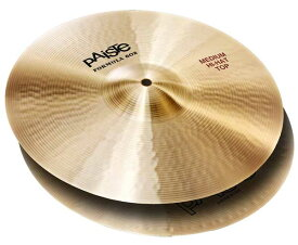 "PAiSTe 《パイステ》 Formula 602 Classic Sounds Medium HiHat 15"" pair【2枚セット】"