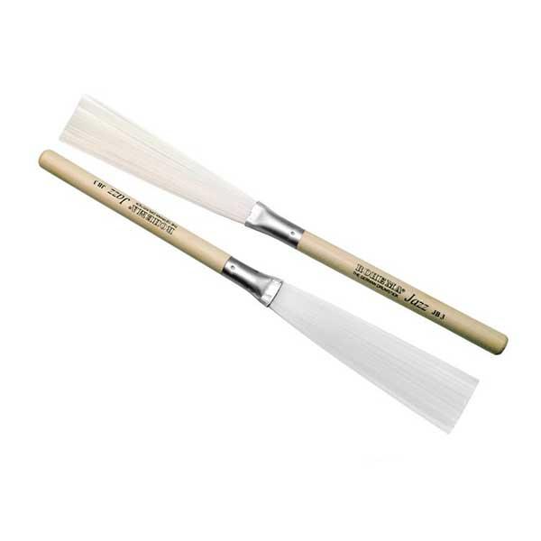 ROHEMA《ロヘマ》Wood Handle Nylon Brush [61396]