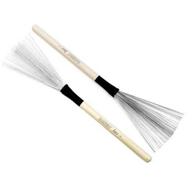 ROHEMA《ロヘマ》Wood Handle Metal Brush [61394]