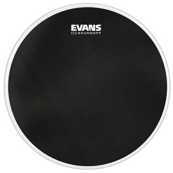 "EVANS《エバンス》 BD18SO1 [SoundOff 18"" / Mesh Drum Head / Bass Drum]"