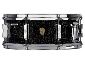"""Ludwig 《ラディック》 LS908XXBG [Jazz Fest Series Snare Drum The 5.5"""" x 14"""" / Black Galaxy]【お取り寄せ品】"""